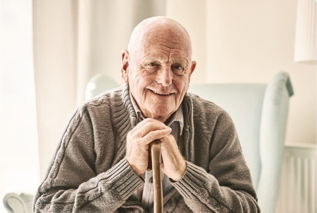 Finding a retirement home or private senior's residence