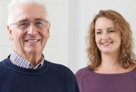 Living With Dementia: At Home or In a Care Residence?