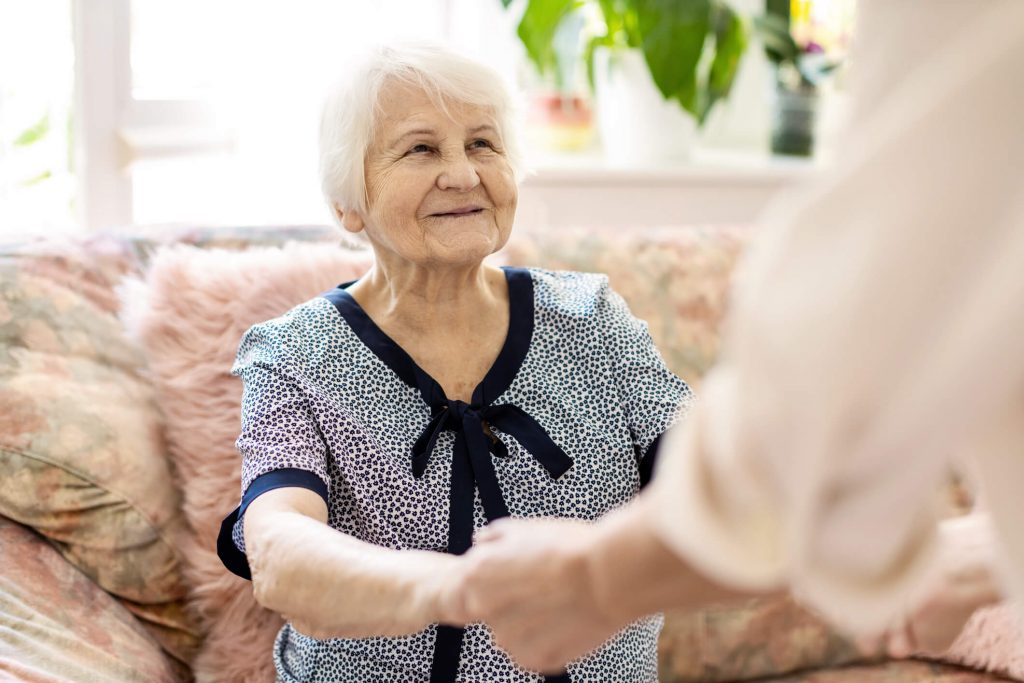 Home help and Personalized home care to help keep seniors with Visavie