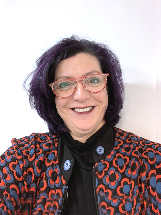 Louise Boutin conseillère en milieu de vie chez Visavie