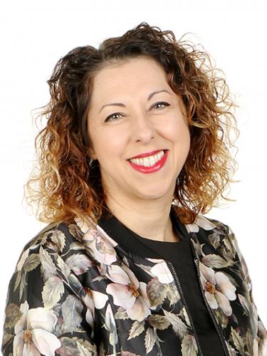 Lyne Richer ,senior housing counsellor