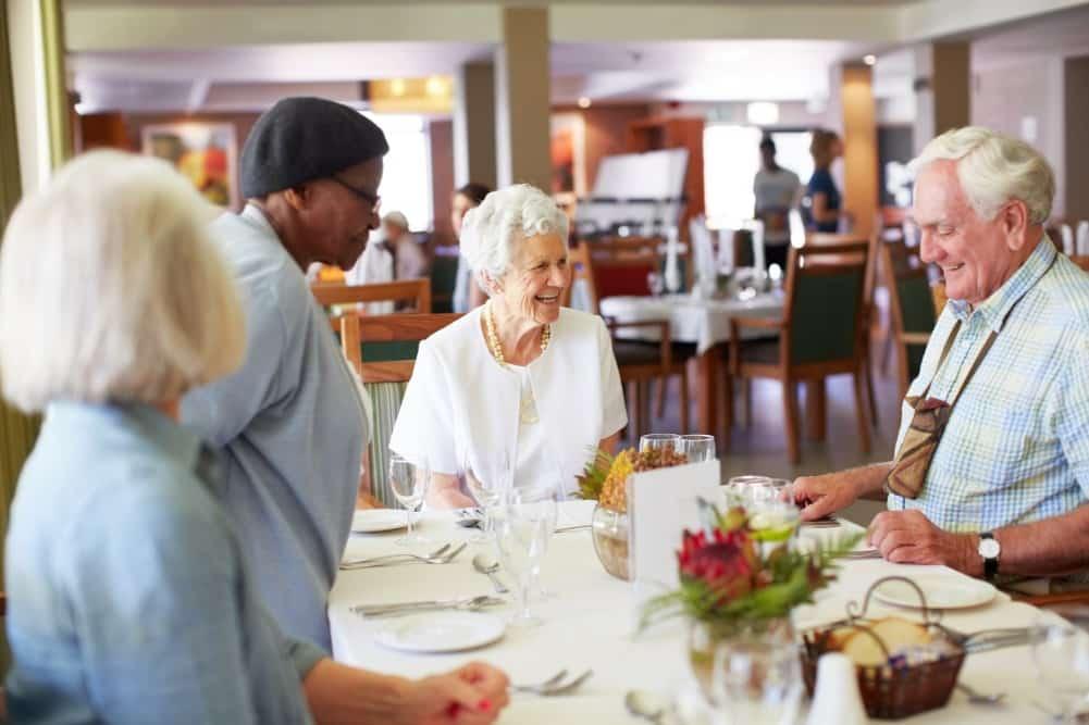 Choosing a senior's residence