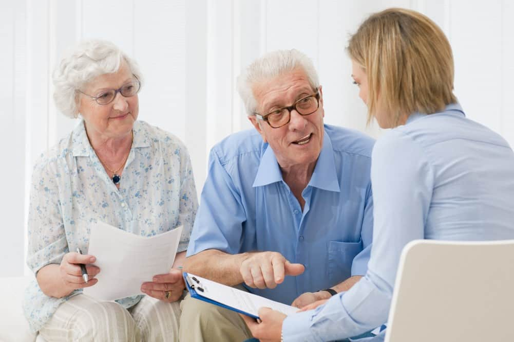 Questions to your Retirement Home Counsellor
