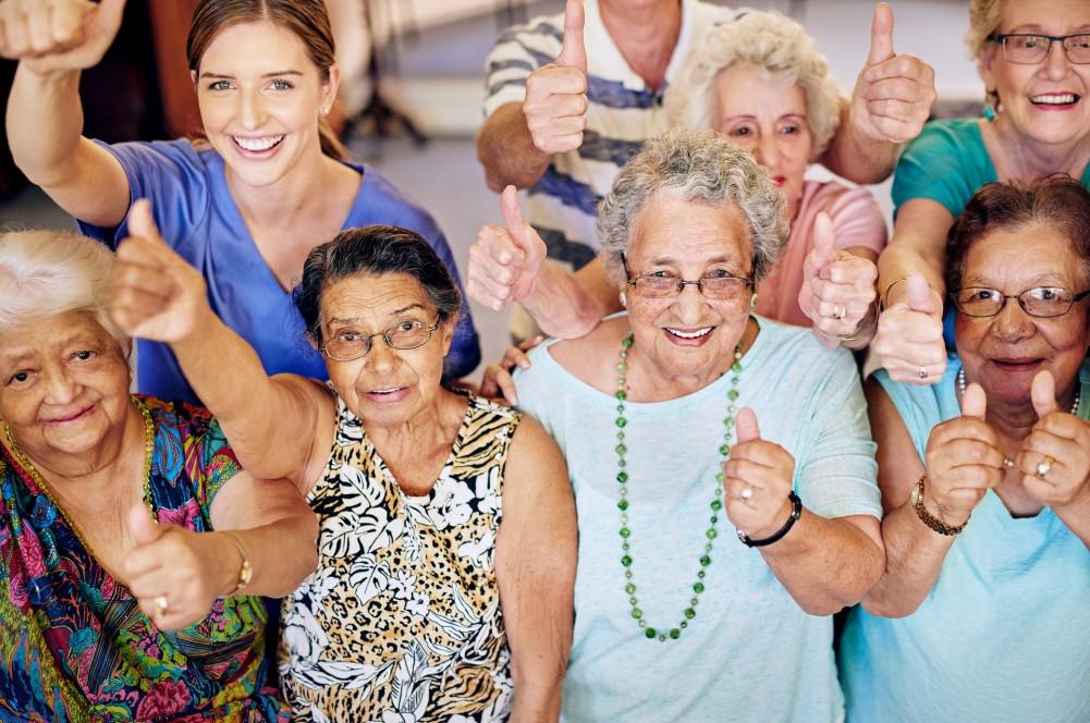 5 avantages qu'offre la vie en résidence pour personnes âgées