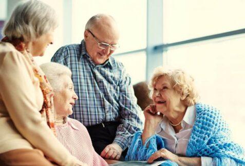 Déjouez la solitude en résidence pour personnes âgées