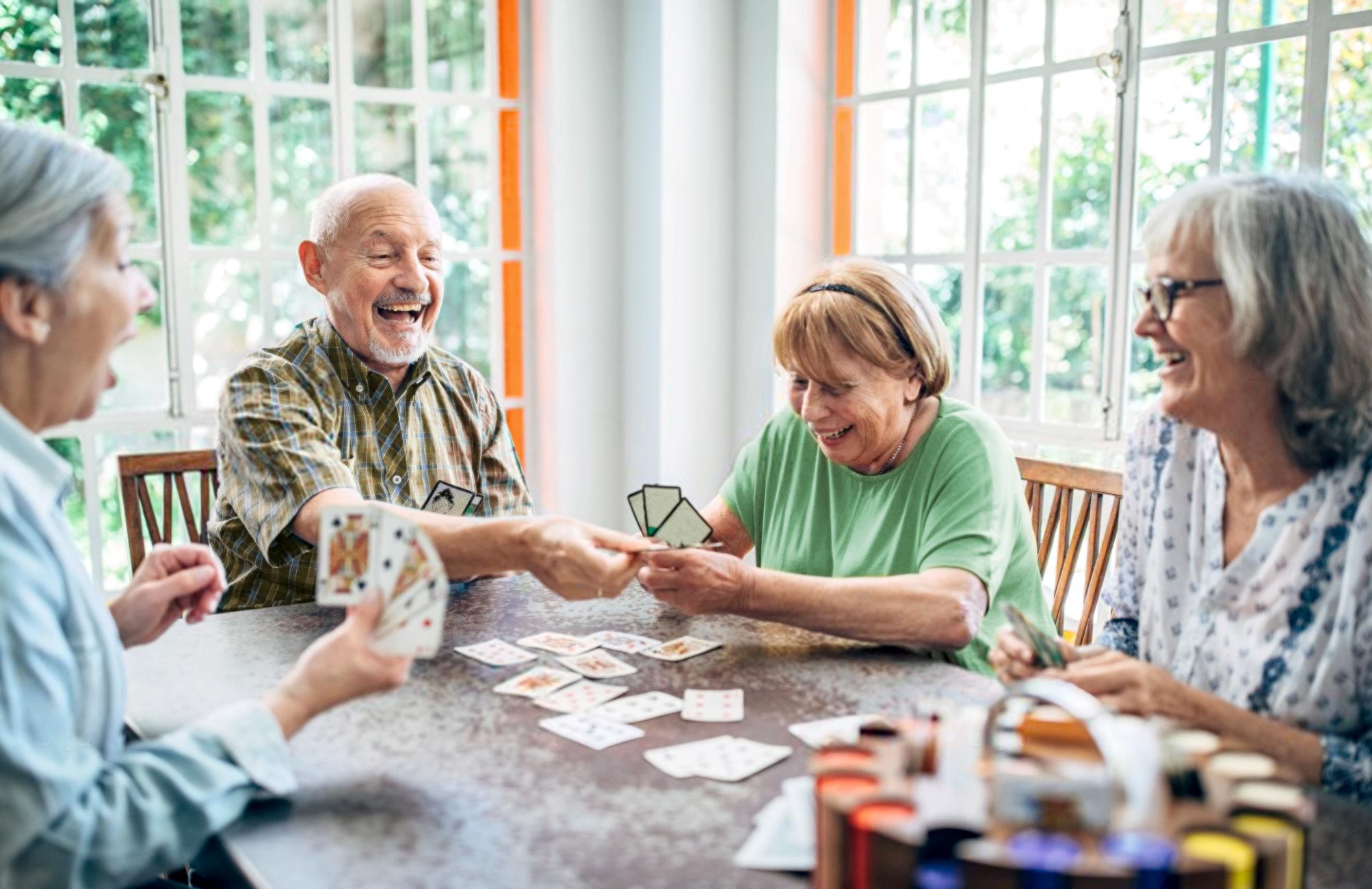 5 critères pour trouver la meilleure résidence pour personnes âgées