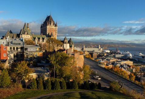 Trouver une résidence pour personnes âgées à Québec