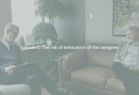 Episode 2 The risk of exhaustion of the caregiver
