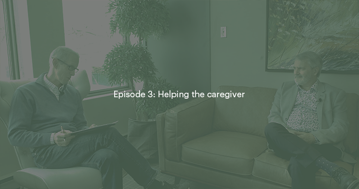 Helping the caregiver