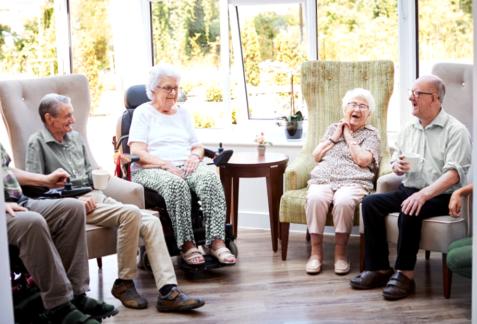 Choisir une résidence pour personnes âgées - Choosing a residence for seniors