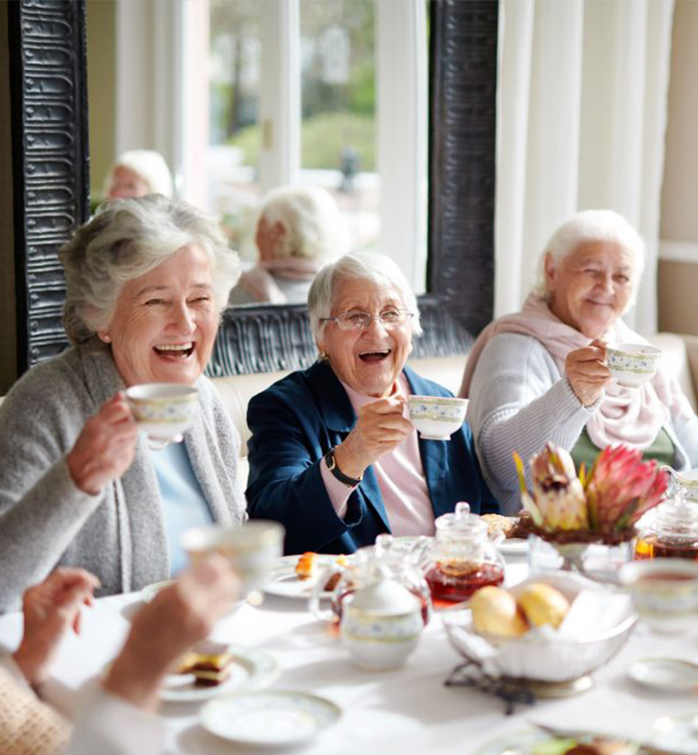 Première sélection résidences pour aînés